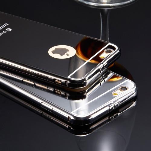 protector espejo iphone 6, 6+,7, 7+, 8, 8 + cristal templado
