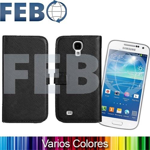 Protector Estuche Flip Cover Samsung Galaxy S4 Mini I9190