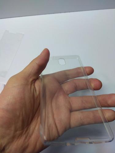 protector estuche  nokia 3 silicona