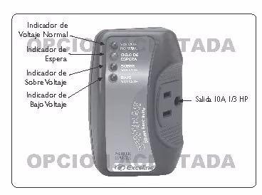protector exceline gsm-np 120 neveras de ultima generacion
