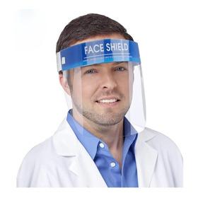 Protector Facial Acrílico Tapaboca Mascara Barbijo  Mpro
