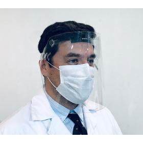Protector Facial Biopro7 Liviano Cómodo Resistente No Empaña