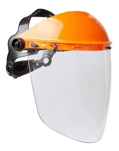 protector facial burbuja libus transparente c arnes mascara