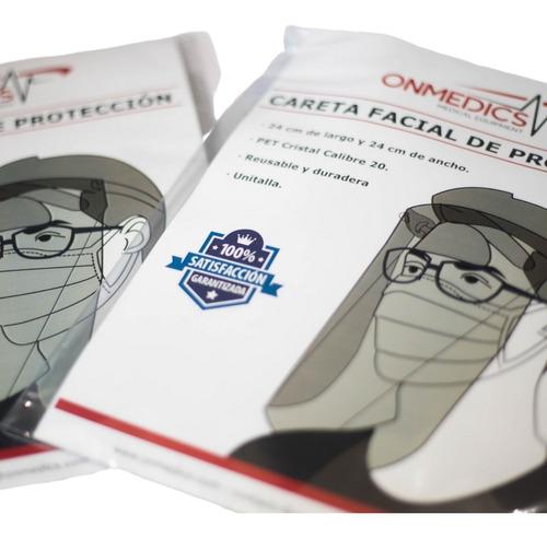 protector facial facial