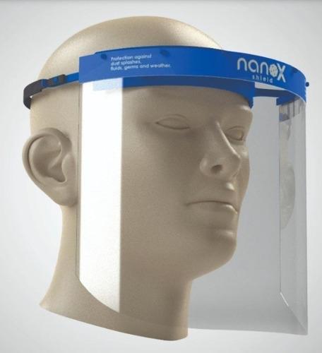 protector facial n95 visor nanox covid