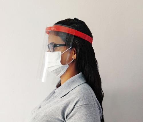 protector facial -protección máxima -mascarilla-careta.