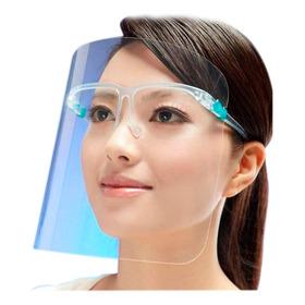 Protector Facial Tipo Lente Transparente Megarickhunter