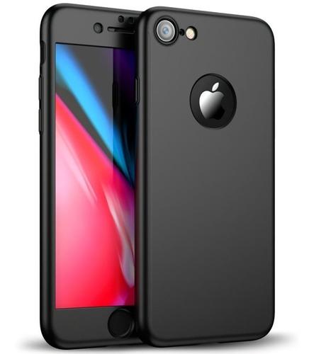 protector full 360 + vidrio iphone 8 7 6s 6 y plus 5 5s se ®