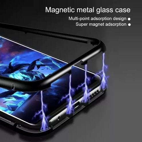protector funda case magnético s8, s8plus, s9, s9plus.