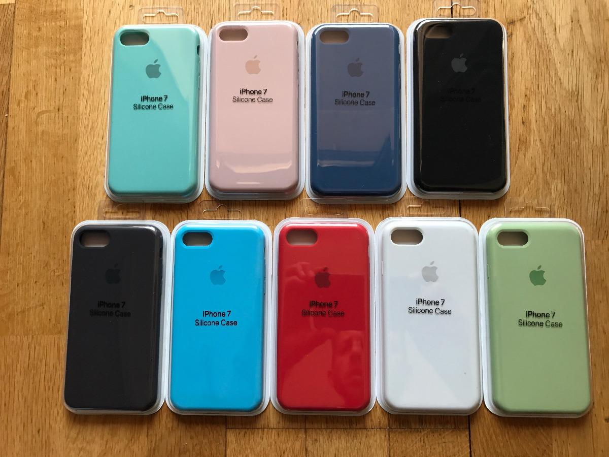 ef387779c5f protector funda case para apple iphone 7, 8 original sp. Cargando zoom.