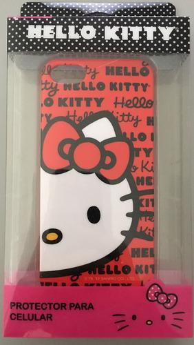 protector funda case tpu iphone 5 5s original hello kitty