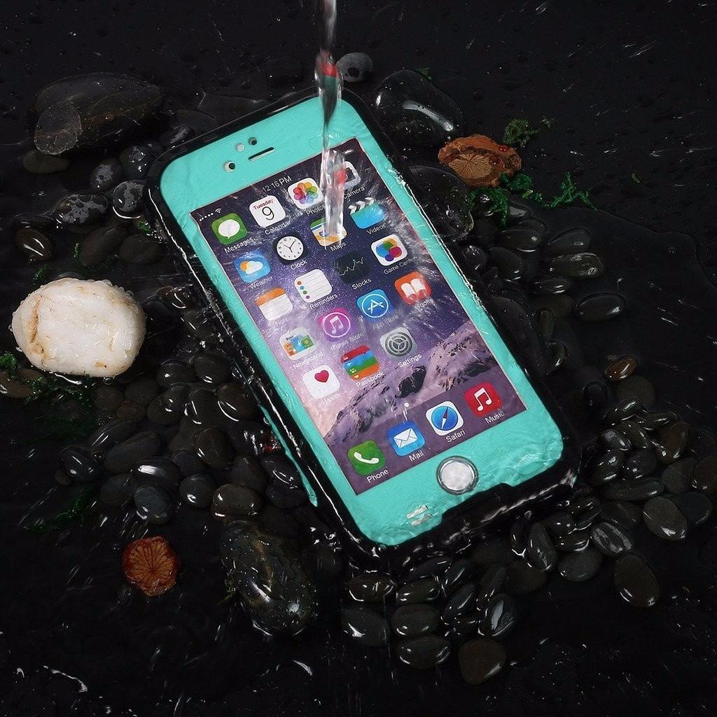 42455c3c0f7 protector funda contra agua uso rudo survivor iphone 6 case. Cargando zoom.