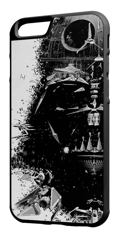 496b2bc7580 protector funda iphone 6 7 8 x plus - star wars darth vader. Cargando zoom.