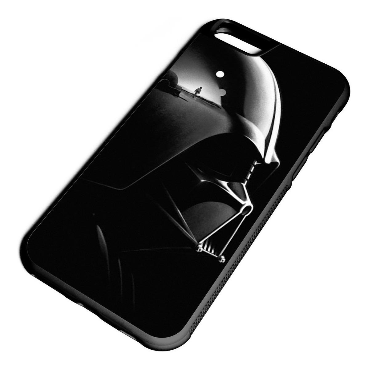 72f5d8ed686 protector funda iphone 6 7 8 x plus - star wars vader 2. Cargando zoom.