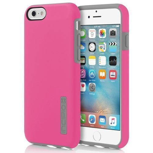 protector funda iphone 8 7 plus  ultra reforzado rosado