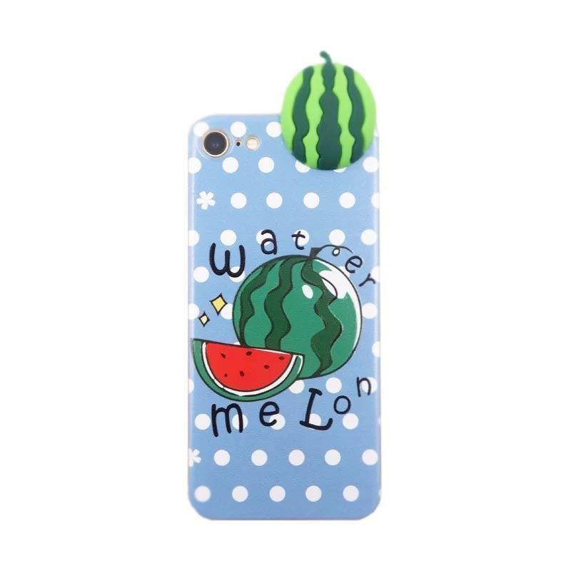 carcasa iphone 7 sandias