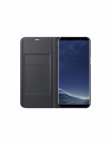 protector funda led view cover galaxy s8