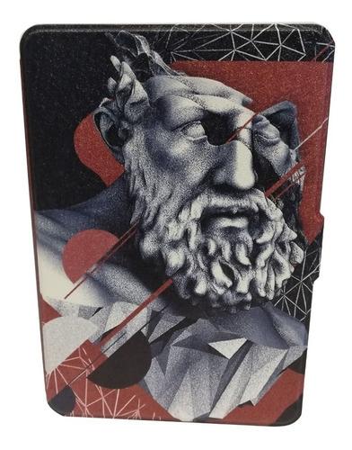 protector funda romano kindle paperwhite + lamina y lapiz (6