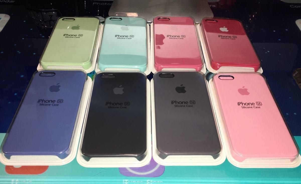 carcasa iphone 5s silicona
