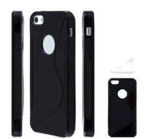 protector gel suave para iphone 5