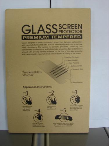 protector gel tpu + 2 cristales templados 9h lumia 640 xl