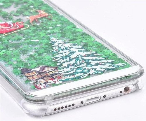 protector glitter brillante liquido iphone 8 7 6s 6 5s se ®