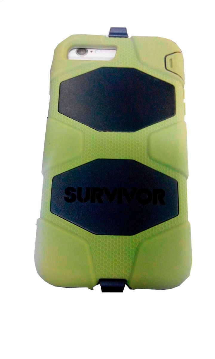 promo code a99aa 86f4d Protector Griffin Survivor All-terrain Para iPhone 7 - 7plus