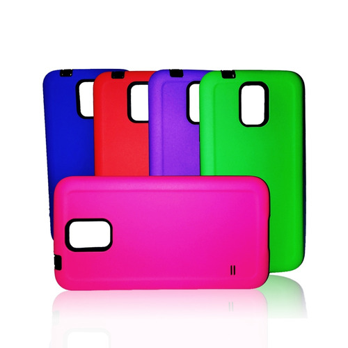 protector gummy case colores iphone 5