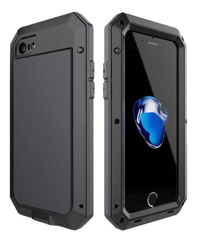 protector hermetico lunatik original iphone 5 7 plus x