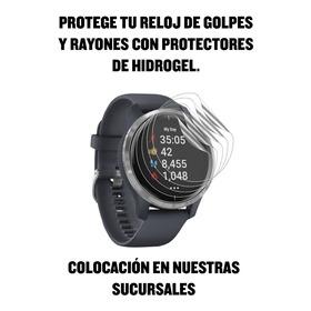 Protector Hidrogel Para Relojes Garmin - Colocación