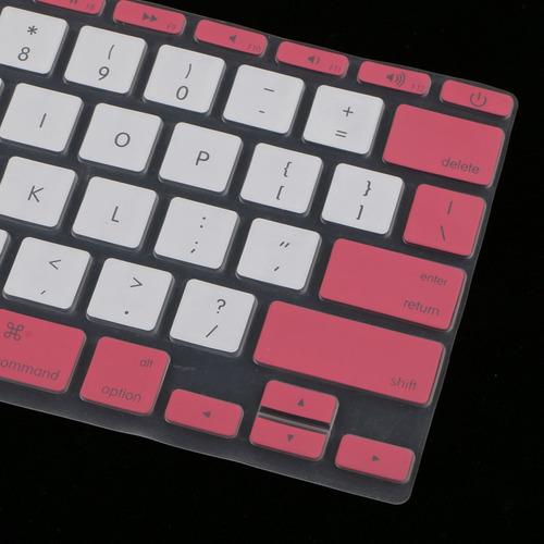 protector impermeable de piel de teclado cubierta para aire