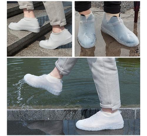 protector impermiable de silicona para zapatos