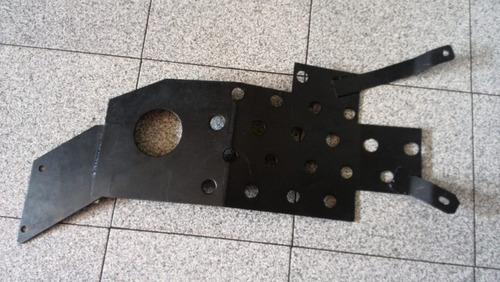 protector inferior de motor mazda 626 original