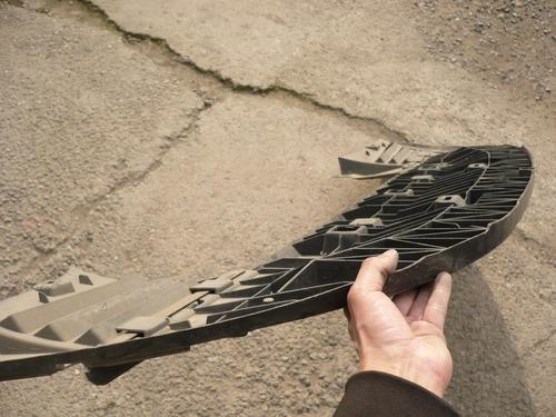 protector inferior del p308 2011 daños  - lea descripcion
