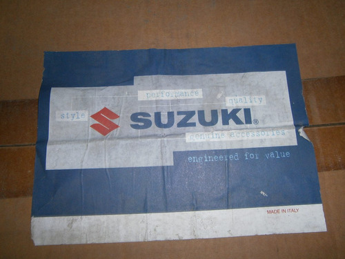 protector inferior parachoque vitara xl7  original suzuki
