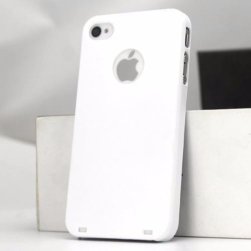protector iphone 4 blanco