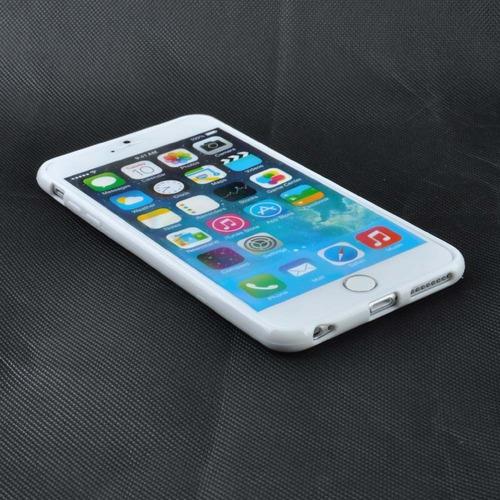 protector iphone 6 / 6s case tpu hybrid bumper hard case