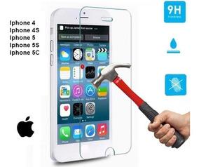 8e816a2b86d Vidrio Templado Iphone 5s - Láminas Protectoras para Celulares en Mercado  Libre Venezuela