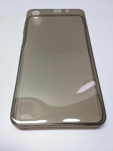 protector lenovo s850  de silicona ultra slim perfecto