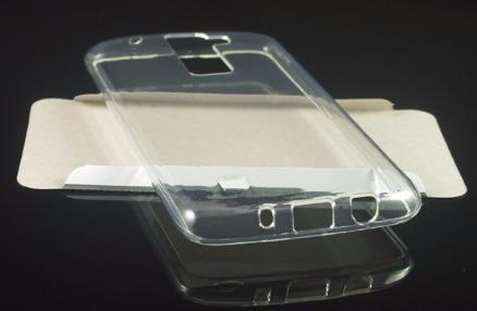 protector lg k8 silicona ultra slim