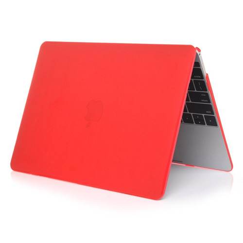 protector macbook 12  acrilico tipo mate varios colores