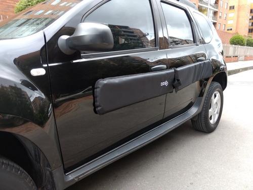 protector magnético de puertas para autos protek-car premium