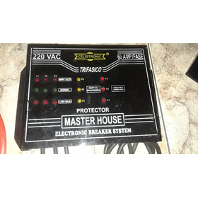 Protector Master House Trifasico Consultar Precio
