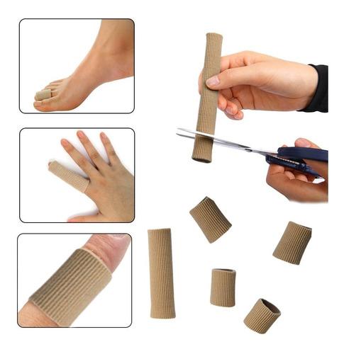 protector metatarso juanete dedo silicon reduce impacto x 2