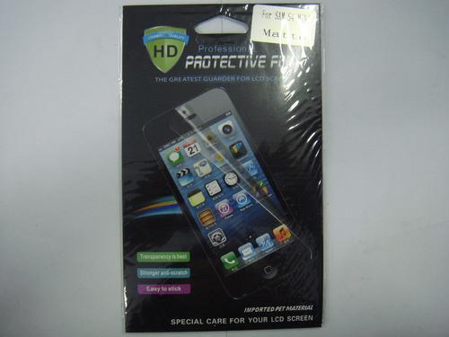 protector mica samsung i9190 galaxy s3 mini/s4 mini