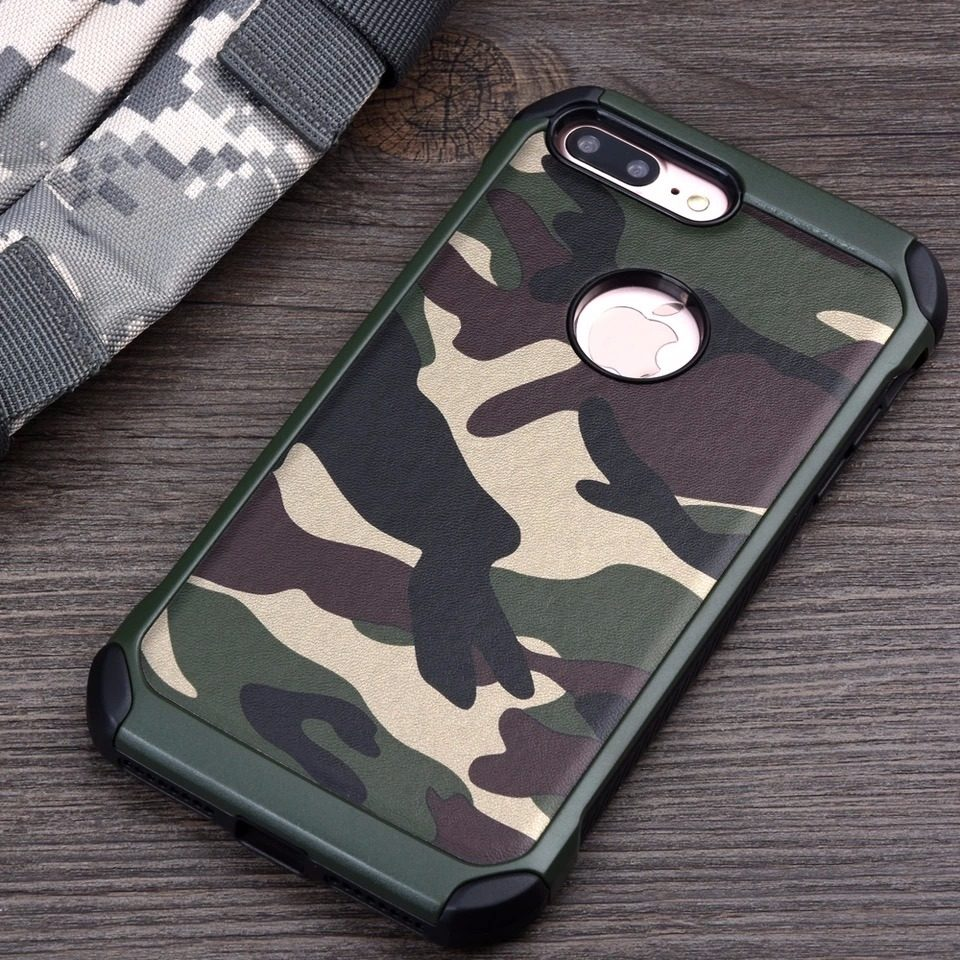 56d7811c120 Protector Militar iPhone 8, 7, 6 Plus, 6s Plus - $ 349.00 en Mercado ...