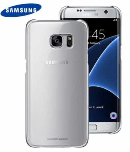 protector oficial case clear cover protective galaxy s7 edge