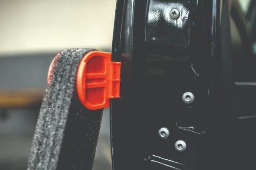 protector p/ puertas de automóviles elcosodelapuerta 1 lado