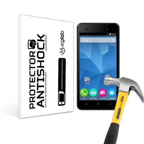 protector pantalla anti-shock micromax canvas spark 2 plus