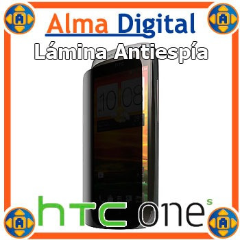 protector pantalla antiespia htc one s antichisme